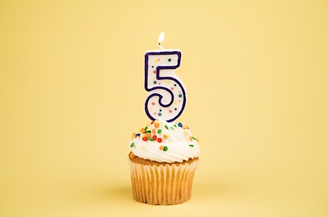 Happy Birthday Writer/ 5-years Anniversary!!!! « Writer